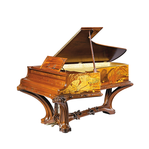 Самый красивый рояль Санкт-Петербург в стиле модерн (фото)