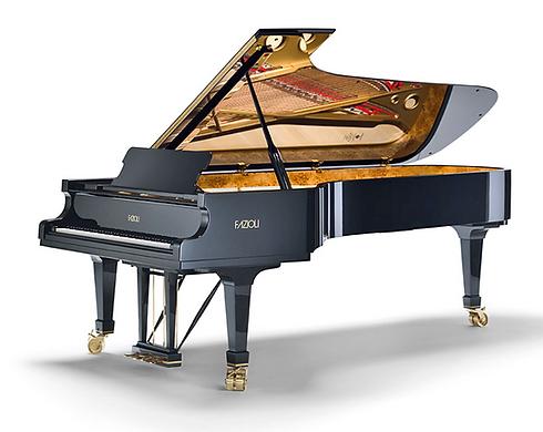 Большой элитный концертный рояль Fazioli 308 (фото)