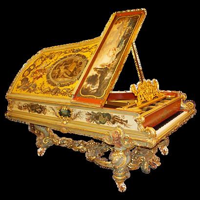 Королевский рояль императора Фридриха III (фото)