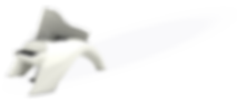 Белый хай-тек-рояль Парнас Parnassum_фот
