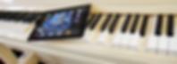Самоиграющее механическое пианино (фортепиано) с iPad-управлением (фото)