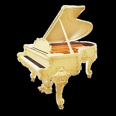 Steinway sons Louis XV рояль рококо Стейнвей (фото)