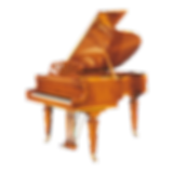 Seiler Louvre классический немецкий рояль коричневой отделки с инкрустациями Зайлер Лувр (фото)