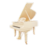 Белый рояль Аугуст Фёрстер Классик (фото)