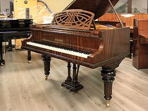 Коричневый немецкий рояль Рениш Ronisch (фото)