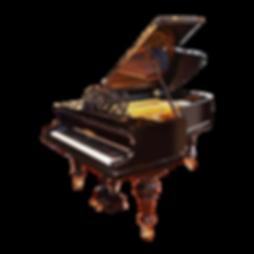Классический немецкий рояль Блютнер (фото)