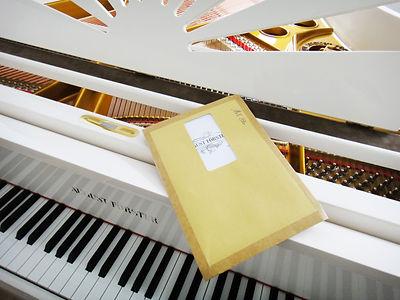 Элитный рояль с пакетом сертификатов 100% made in Germany