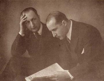Герхард и Манфред Фёрстер (фото)