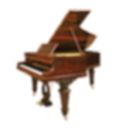Коричневый кабинетный немецкий рояль J. L. Duysen Berlin фото