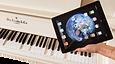 Самоиграющий iPad-рояль