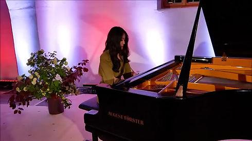Звучание рояля August Förster (Аугуст Фёрстер), видео
