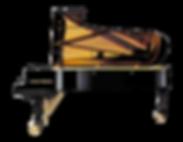 August Forster Super Mondial 275 большой концертный рояль экстра-класса Германия (фото)