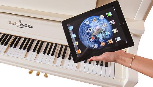 Кабинетный самоиграющий рояль (фото)