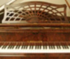 C. Bechstein рояль Бехштейн (фото)