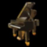 Seiler германский чёрный рояль высокого класса (фото)
