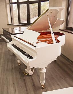 Белый рояль Мендельсон Классик (фото)