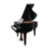 Черный рояль Каваи (фото)