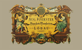 Лучший германский рояль старейшей фортепианной фабрики Саксония (фото)