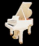 Steinway sons белый рояль Стейнвей слоно