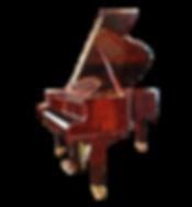 Продаётся немецкий новый рояль Аугуст Фёрстер в отделке пирамидальным махагоном (фото)