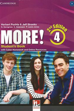 More! For Cambridge University Press
