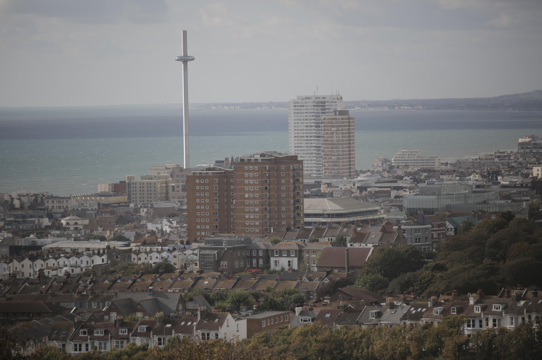 Brighton views