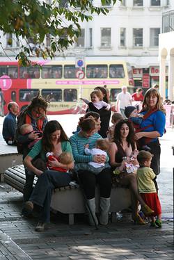 Breastfeeding group Brighton