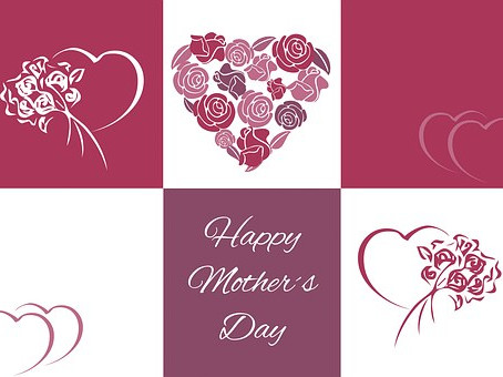 Am 10. Mai ist Muttertag