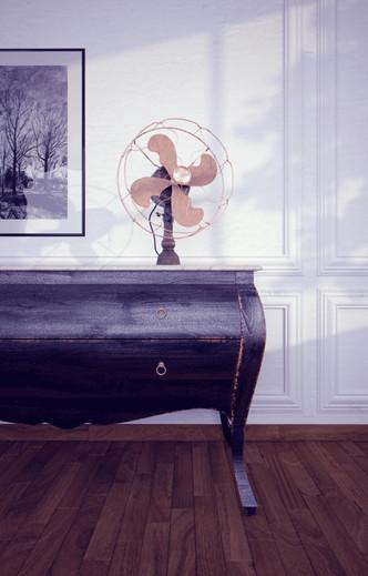 Fan Interior