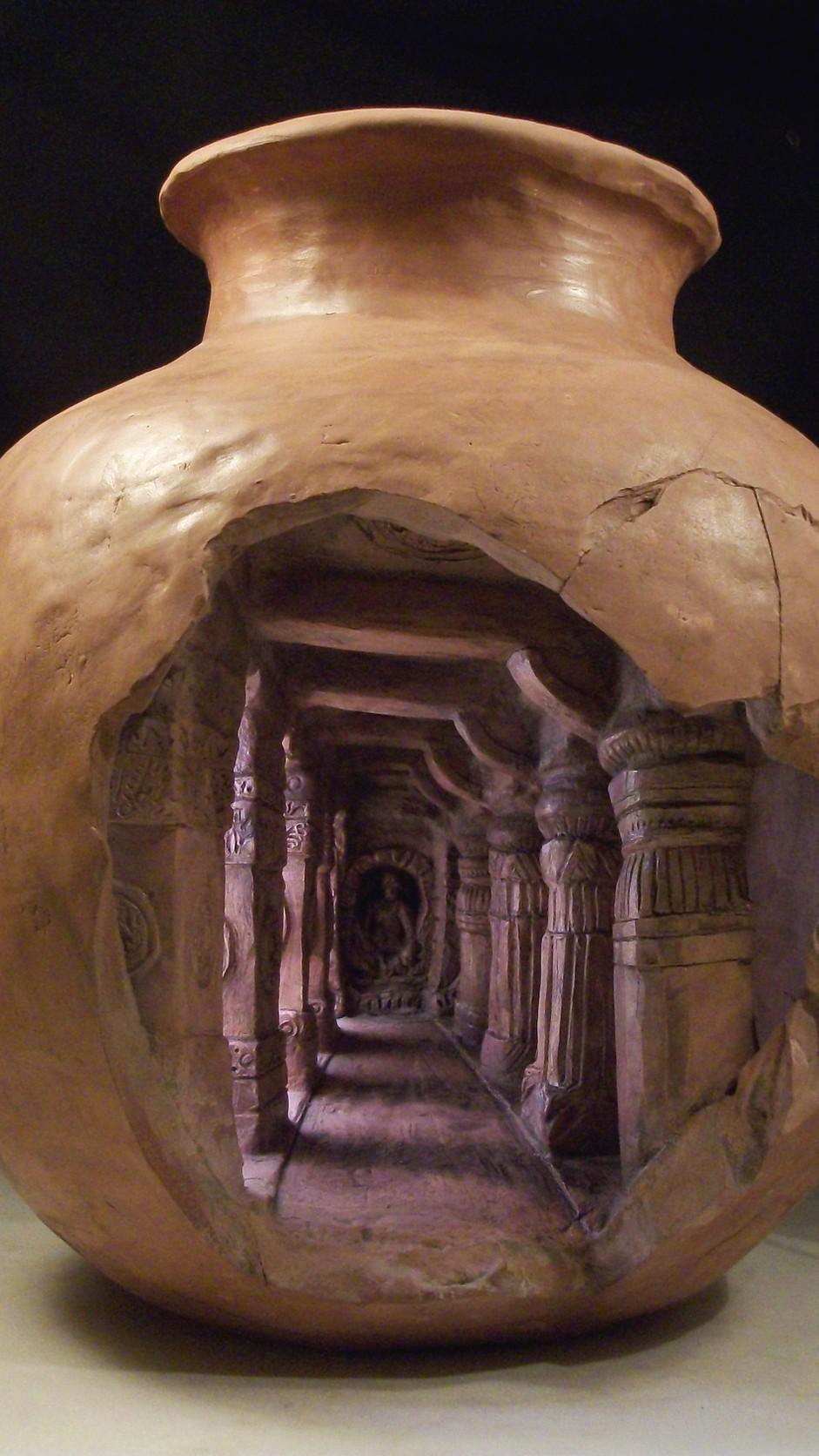 Badami Cave 3 Temple, India