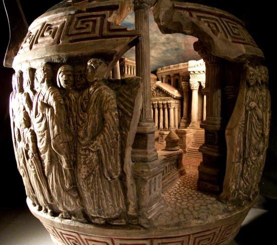 Rome Forum ( closeup)