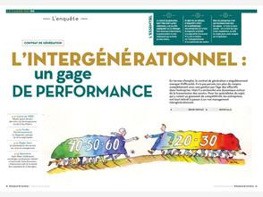 L'intergénérationnel : un gage de performance