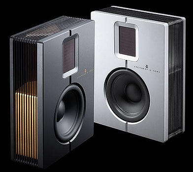 Steinway & Sons Model S Speaker