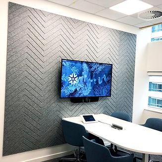 Acoufelt Meeting room