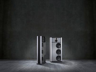 Steinway Lyngdorf speakers