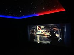 Home Cinema Showroom soundproofing