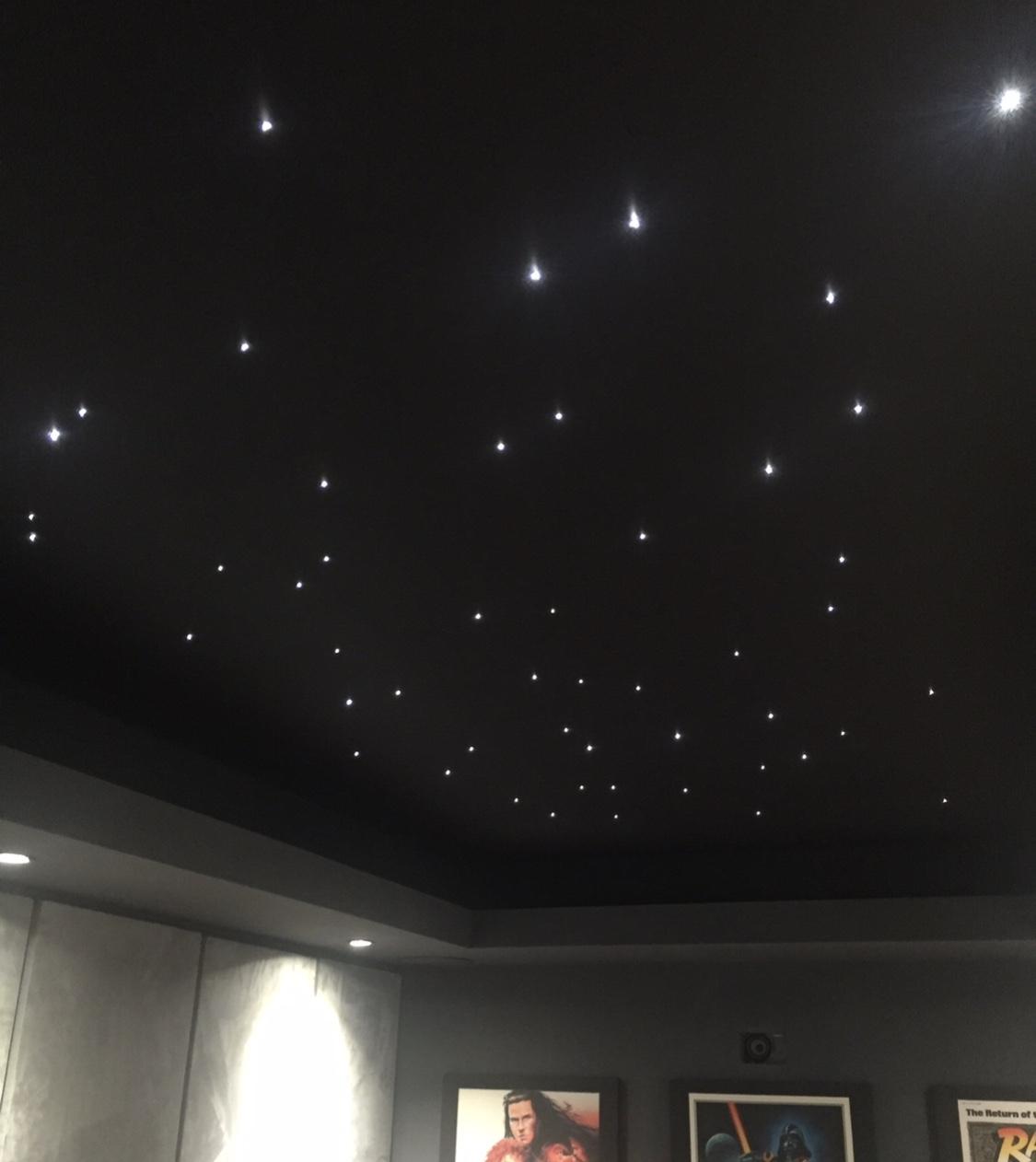 Cinema Ceilings