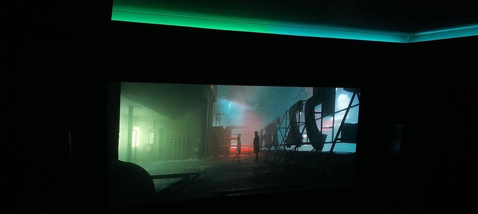 Home Cinema near Radlett