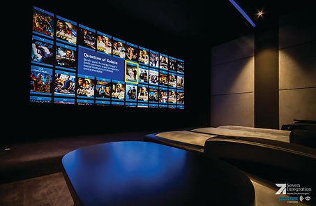 Home Cinema by Smart trilogy