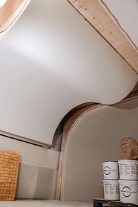 Acoustic Plaster curves