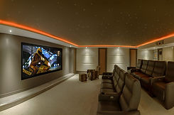 home cinema installation UK