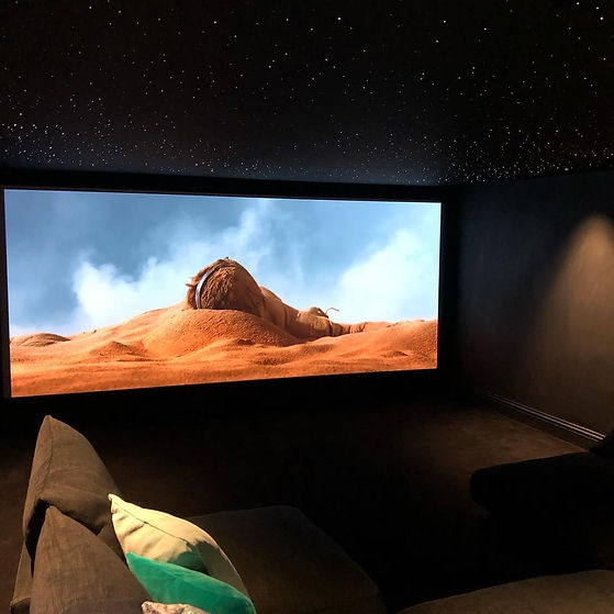 home cinema installers UK