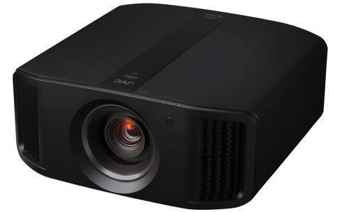JVC D-ILA Projector DLA-N7B