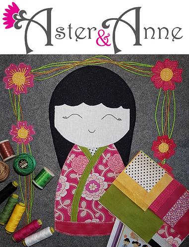 Kimono Single Cushion Cover Pack