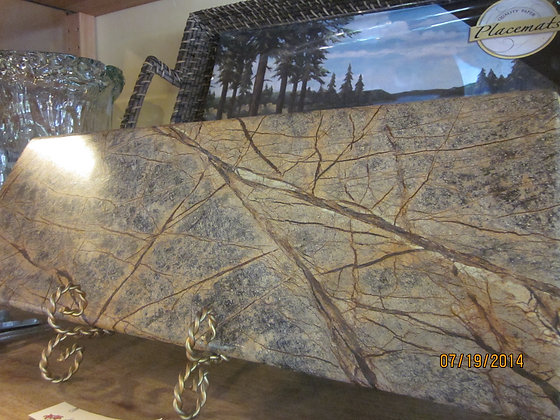 Brown Forest Marble Boart