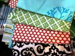 Hen House Linens, asst set of 6