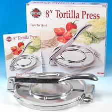 Tortilla Press