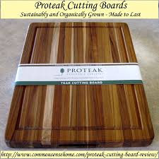 Teak Cutting Board