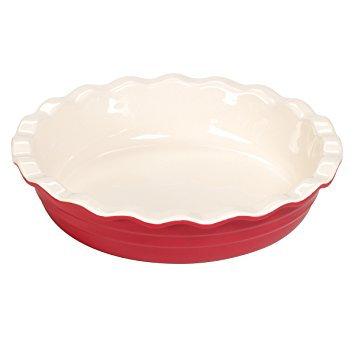 Deep Dish Pie, Red