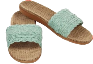 Woven Colored Slides